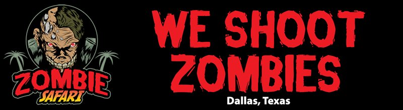 Zombie Safari Dallas in Forney TX - Dallas Haunted Houses on