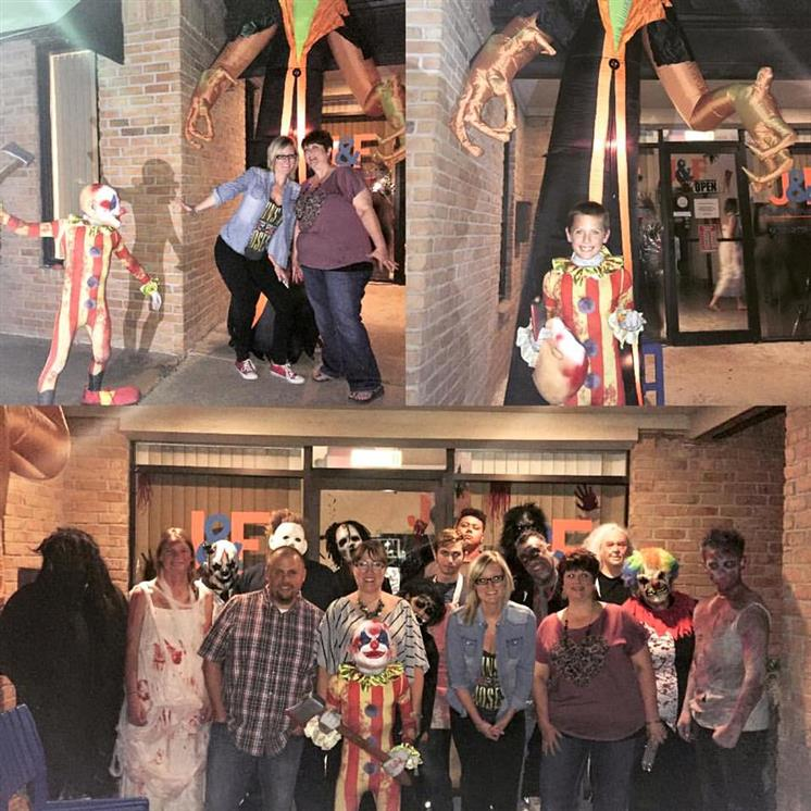J & F House of Terror in Garland TX - Dallas Haunted Houses