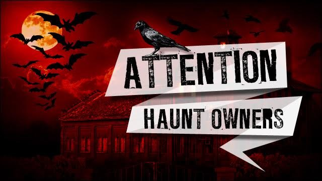 Attention Dallas Haunt Owners